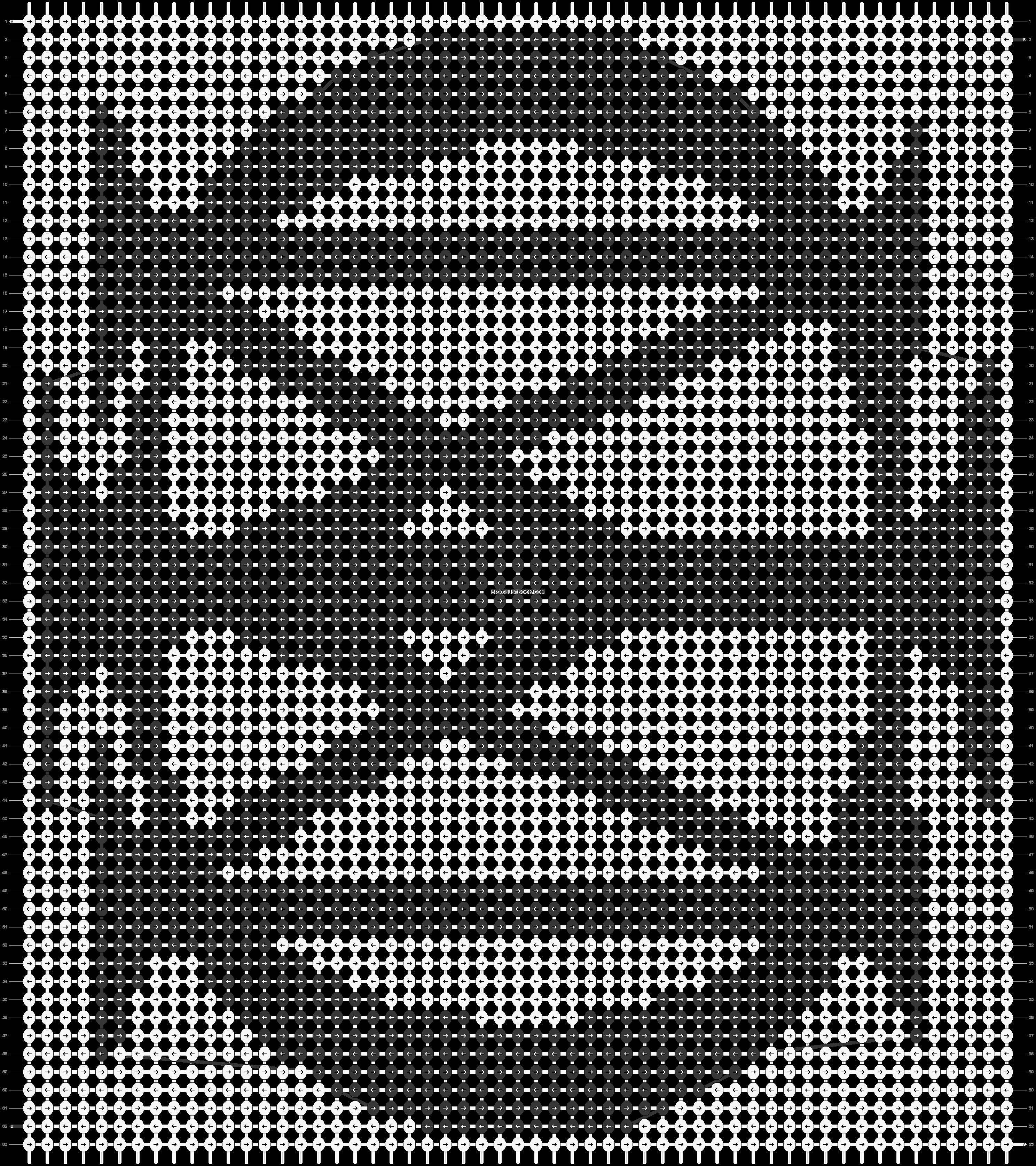 Alpha pattern #21381 pattern