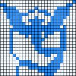 Alpha pattern #21385
