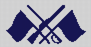 Alpha pattern #21388