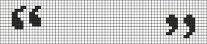 Alpha pattern #21392