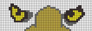 Alpha pattern #21395