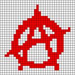 Alpha pattern #21402