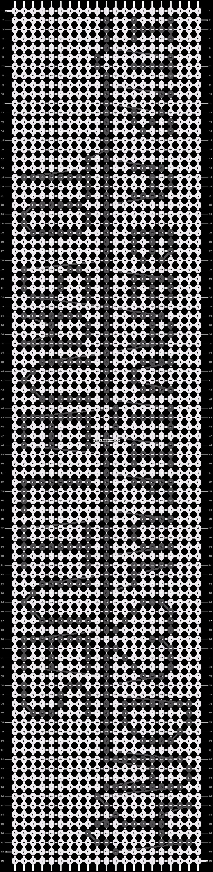 Alpha pattern #21404 pattern