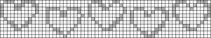 Alpha pattern #21407