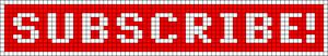 Alpha pattern #21410