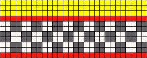 Alpha pattern #21412