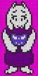 Alpha pattern #21417