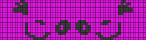Alpha pattern #21428