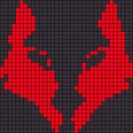 Alpha pattern #21429