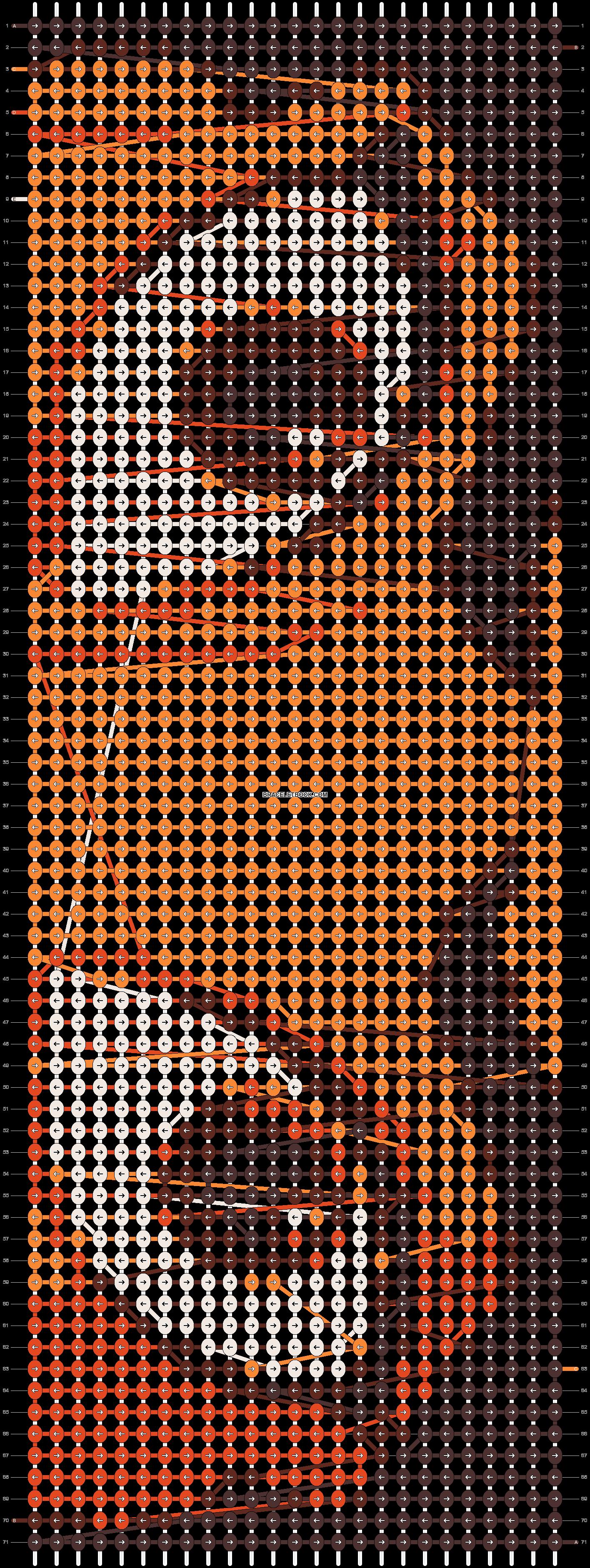 Alpha pattern #21438 pattern