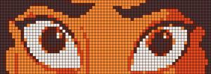 Alpha pattern #21438