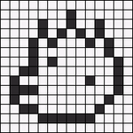 Alpha Friendship Bracelet Pattern #21443