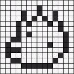 Alpha pattern #21443