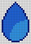 Alpha pattern #21447
