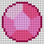 Alpha Friendship Bracelet Pattern #21448