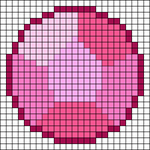Alpha pattern #21448