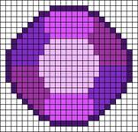 Alpha Friendship Bracelet Pattern #21449