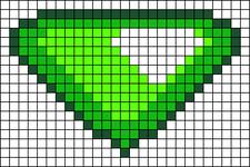 Alpha Friendship Bracelet Pattern #21450