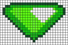 Alpha pattern #21450