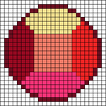 Alpha pattern #21451