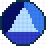 Alpha pattern #21452