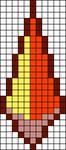 Alpha Friendship Bracelet Pattern #21453