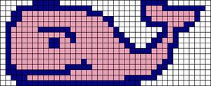 Alpha pattern #21461