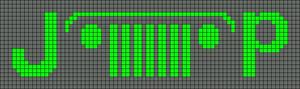 Alpha pattern #21464