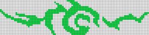 Alpha pattern #21465