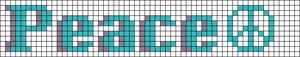 Alpha pattern #21467