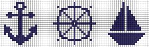 Alpha pattern #21473