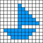 Alpha pattern #21475