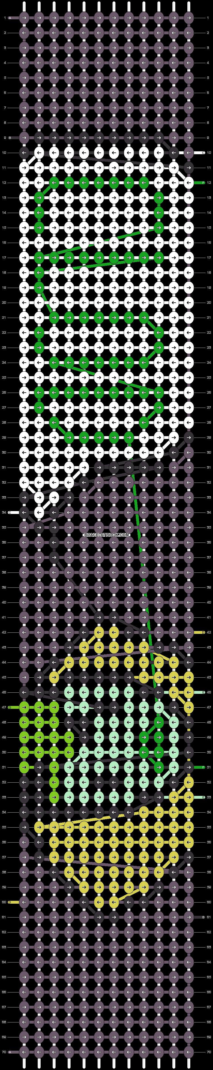 Alpha pattern #21479 pattern