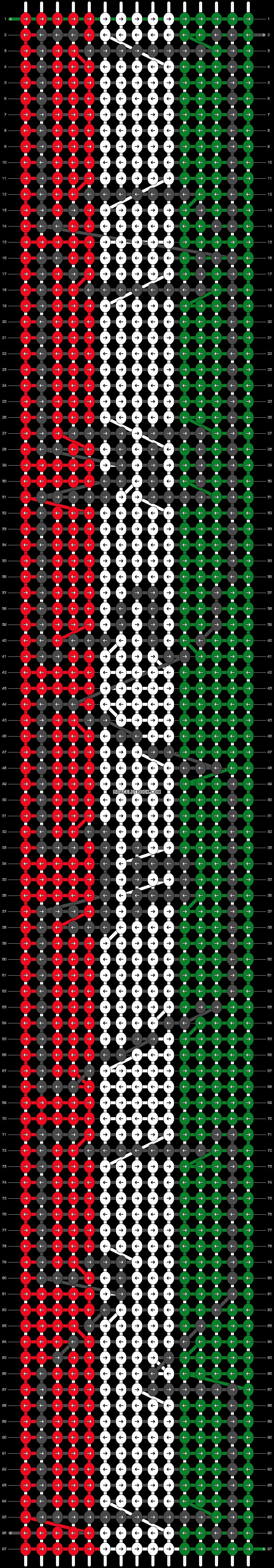 Alpha pattern #21481 pattern