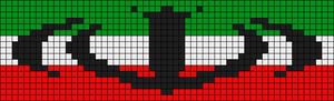 Alpha pattern #21487