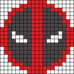 Alpha pattern #21489