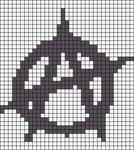 Alpha pattern #21490