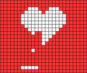 Alpha pattern #21499