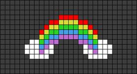 Alpha pattern #21500
