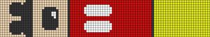Alpha pattern #21504