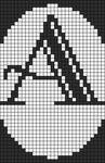 Alpha pattern #21509