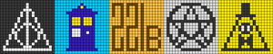 Alpha pattern #21512