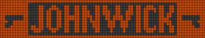 Alpha Friendship Bracelet Pattern #21517