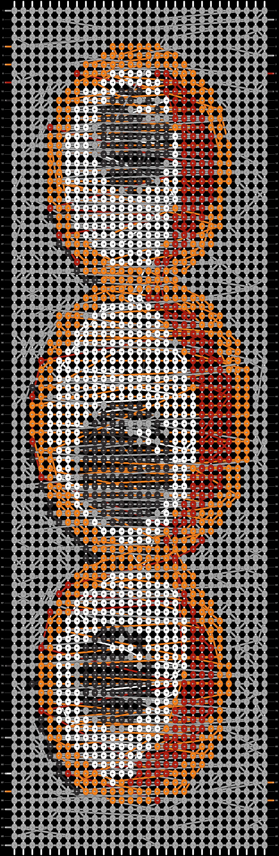 Alpha pattern #21523 pattern
