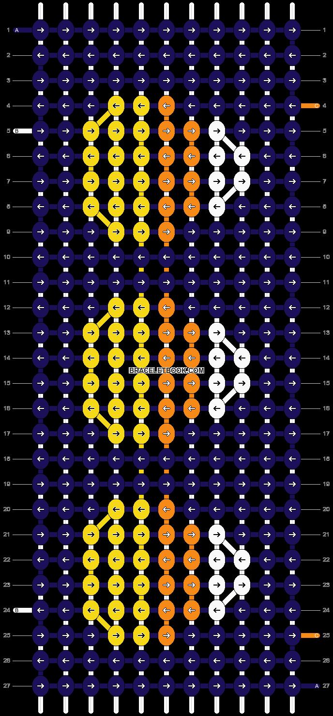 Alpha pattern #21533 pattern