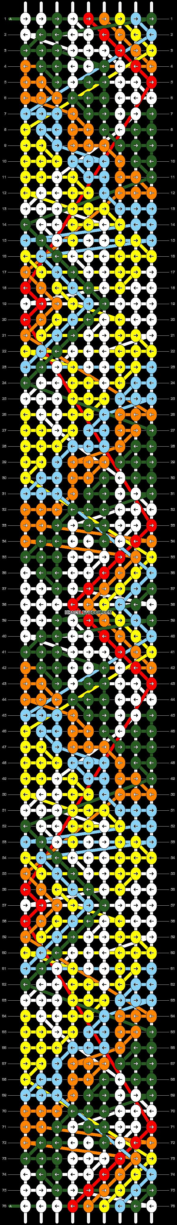 Alpha pattern #21534 pattern