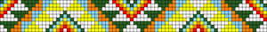 Alpha pattern #21534