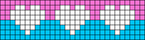 Alpha pattern #21535