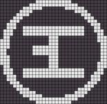 Alpha pattern #21546
