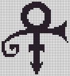 Alpha pattern #21552
